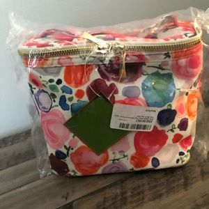 Kate Spade ♠️ Floral Lunch Tote NWT